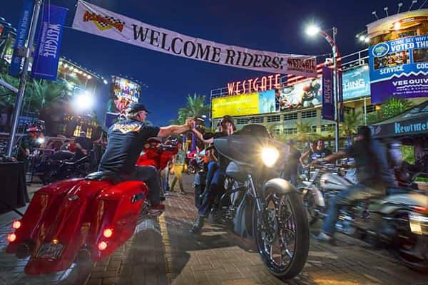 Westgate Entertainment Center - Bike Night