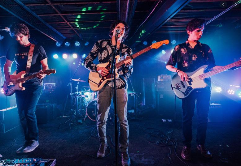 KC Angels band